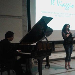"Martina Diener legge ""Itaca"" di Costantino Kavafis"